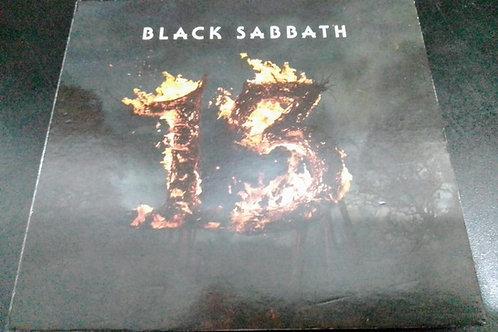 Cd Usado Black Sabbath 13 Duplo