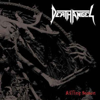 Cd Death Angel Killing Season
