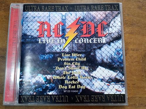 Cd Usado Acdc Live In Concert