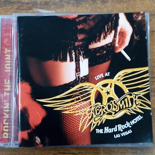 Cd Usado Aerosmith Rockin The Joint Live At The Hard Rock