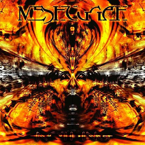 Cd Meshuggah Nothing