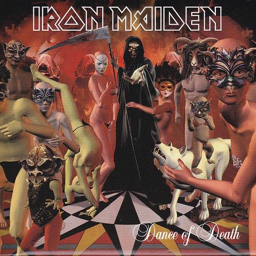Cd Iron Maiden Dance Of Death Digipack