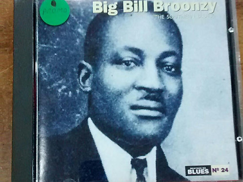 Cd Usado Mestres do Blues Big Bill Broonzy