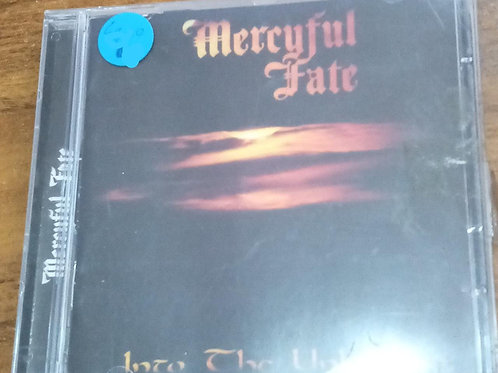 Cd Usado Mecyful Fate Into the Unknown