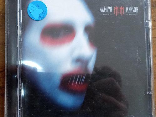 Cd Usado Marilyn Manson The Golden Age of Grotesque