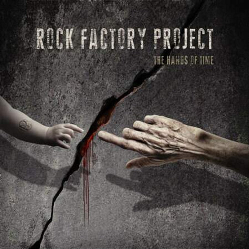 Cd Rock Factory Project The Hands Of Time Digipack