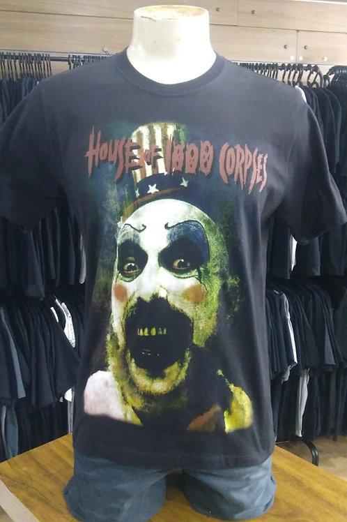 Camiseta House Of 1000 Corpses BHC02