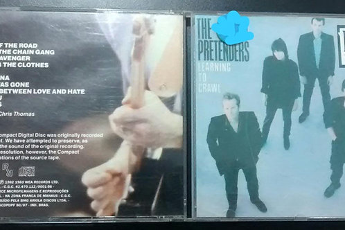 Cd Usado The Pretenders Learning to Crawl