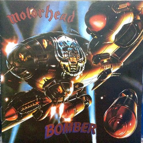 Cd Motorhead Bomber Relançamento 2004
