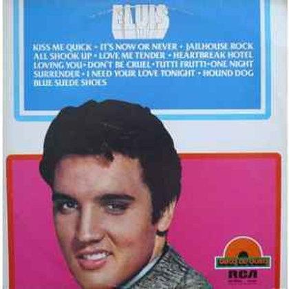 Cd Elvis Presley Disco De Ouro