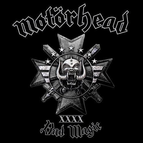 Cd Motorhead Bad Magic