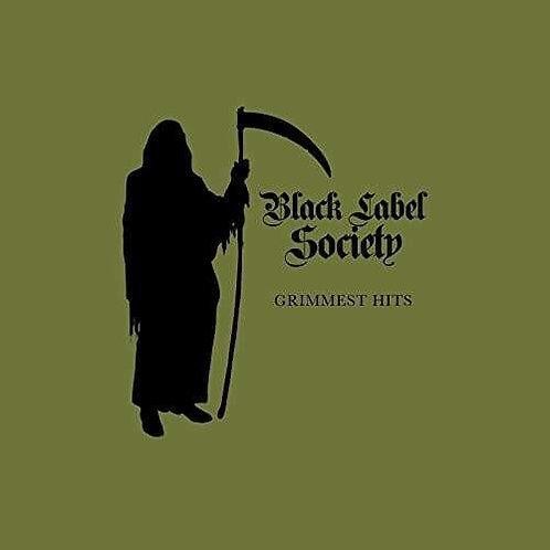 Cd Black Label Society Grimmest Hits Digifile Importado EU