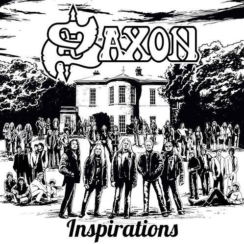 Cd Saxon Inspirations Slipcase