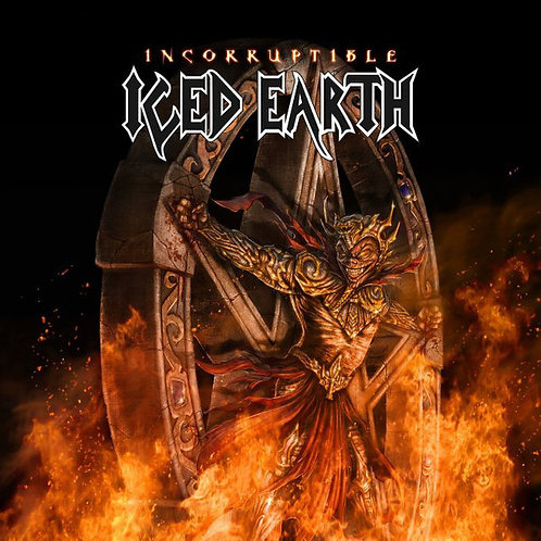 Cd Iced Earth Incorruptible