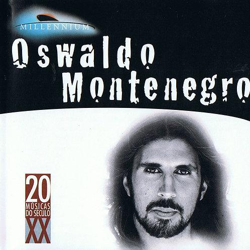 Cd Oswaldo Montenegro Milennium