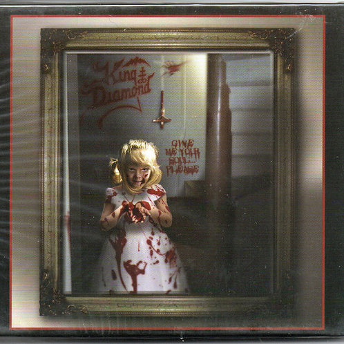 Cd King Diamond Give Me Your Soul Please