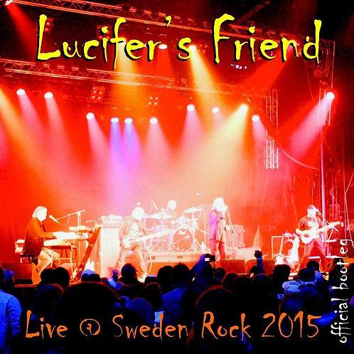 Cd Lucifer's Friend Live Sweden Rock 2015