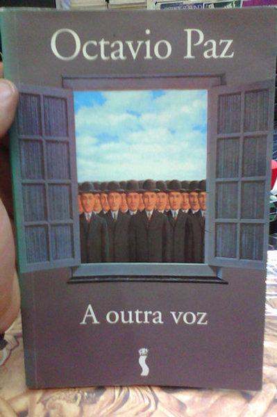 Livro Usado A Outra Voz Octavio Paz  3234
