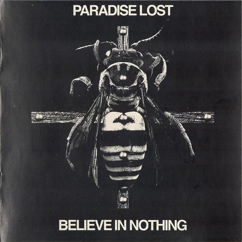Cd Paradise Lost Believe In Nothing