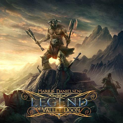 Cd Marius Danielsen Legend Of Valley Doom