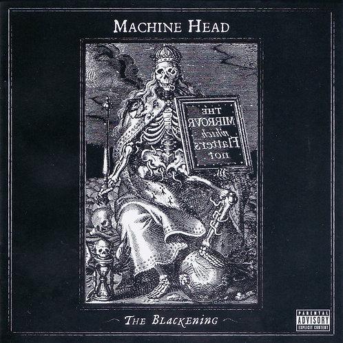 Cd Machine Head The Blackening