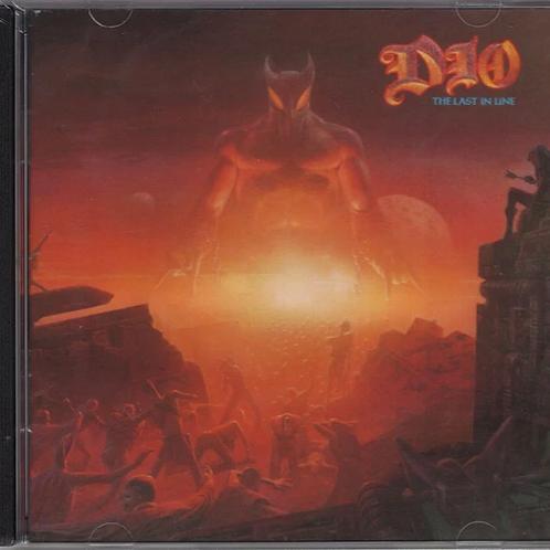 Cd Dio The Last in Line Importado