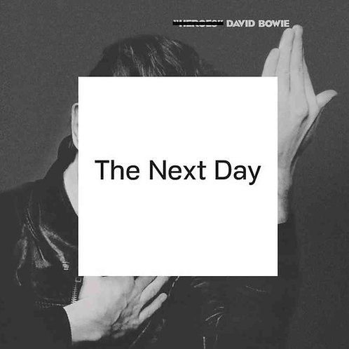 Cd David Bowie The Next Day DIGIPACK