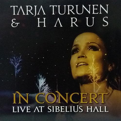 Cd Tarja Turunen And Harus In Concert Live At Digipack