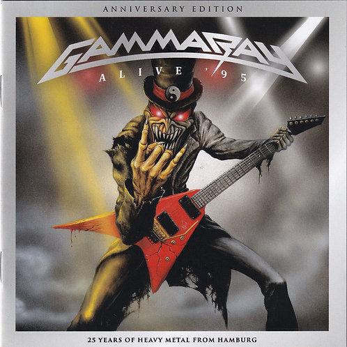Cd Gamma Ray Alive 95 Duplo