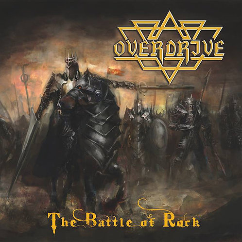 Cd Overdrive The Battle Of Rock