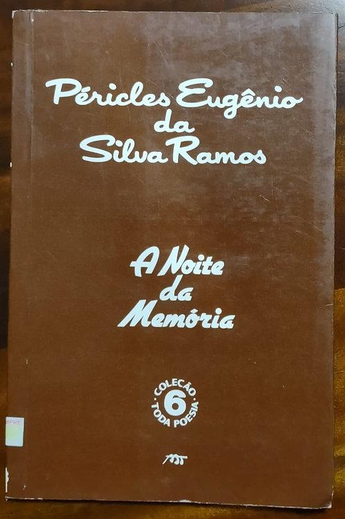 Livro Usado A Noite Da Memória Péricles E. S. Ramos 3799