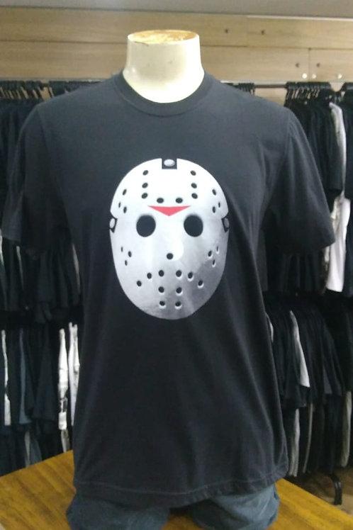 Camiseta Jason Máscara KGB JAS01