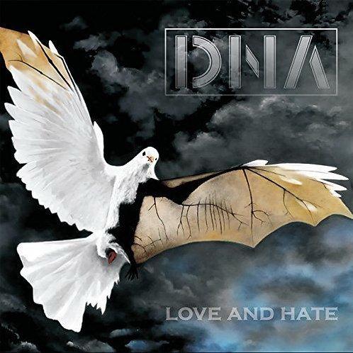 Cd DNA Love And Hate Digipack