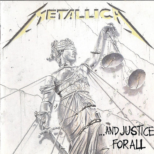 Cd Metallica And Justice For All