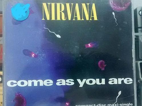 Cd Usado Nirvana Come As You Are Single