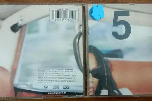 Cd Usado Lenny Kravitz 5