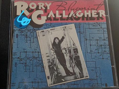 Cd Usado Rory Gallagher Blueprint