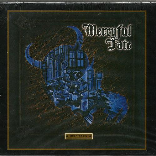 Cd Mercyful Fate Dead Again Slipcase
