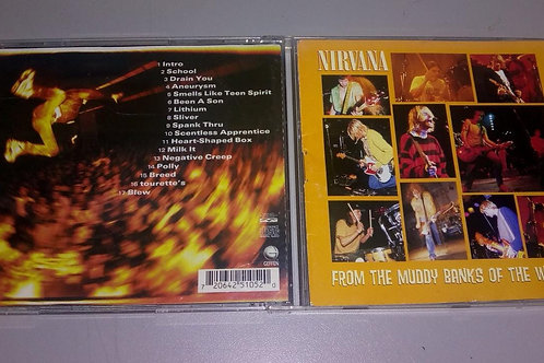 Cd Usado Nirvana From The Muddy Bank Of The Wishkah