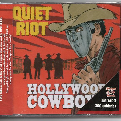Cd Quiet Riot Hollywood Cowboys