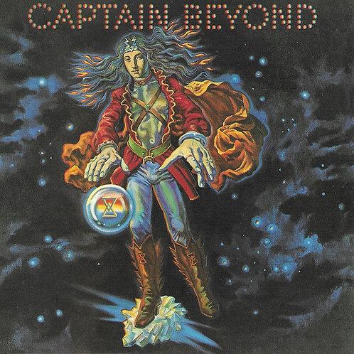 Cd Captain Beyond Captain Beyond Same Importado