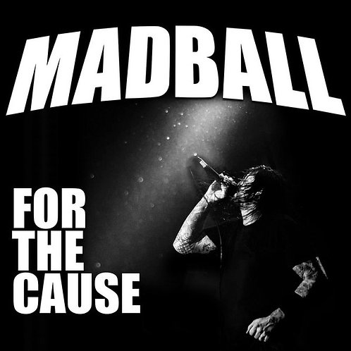 Cd Madball For The Cause