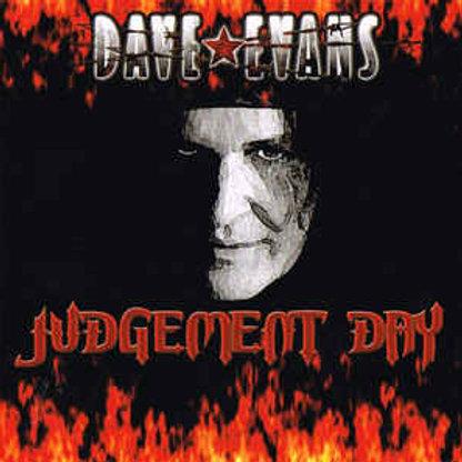 Cd Dave Evans Judgement Day
