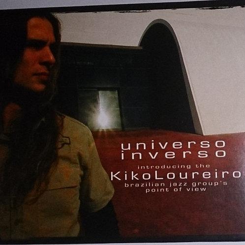 Cd Kiko Loureiro Universo Inverso