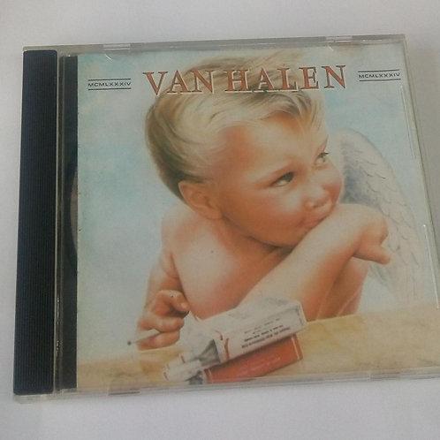 Cd Usado Van Halen 1984