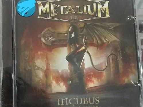 Cd Usado Metalium Incubus Chapter Seven