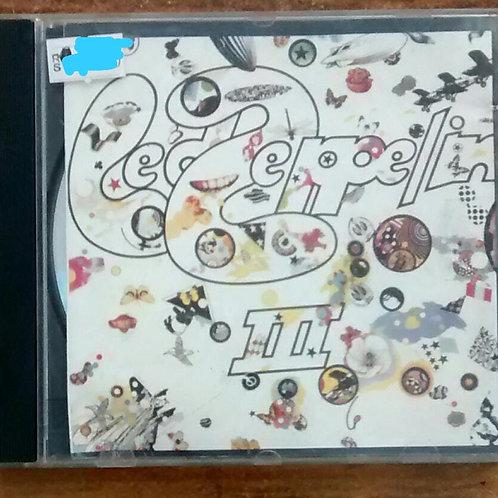 Cd Usado Led Zeppelin III
