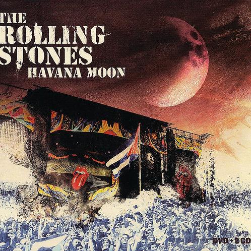 CD DVD Rolling Stones Havana Moon Digipack