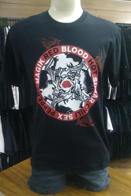 Camiseta Red Hot Chili Peppers Blood Sugar Sex Magik E1036