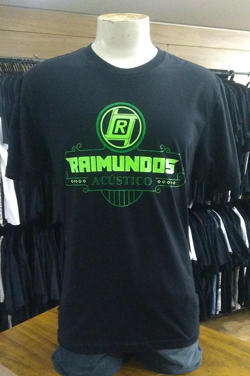 Camiseta Raimundos Acústico E1235